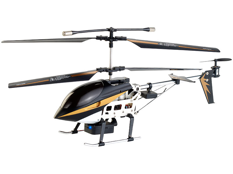 "Simulus 3,5-Kanal-Heli ""GH-307.Video+"" mit FPV-Video (refurbished)"