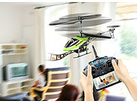Simulus 3,5Kanal-Heli GH-355.WiFi, FPV-Live-Übertragung IPhone(refurbished)